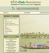 Eco-Club Newsletter